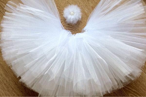 Как накрахмалить юбку в домашних условиях?