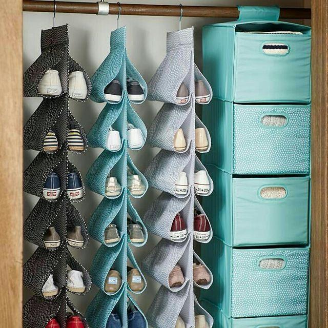 Органайзеры для обуви — экономят место или бесполезное приобретение, как сделать органайзер своими руками