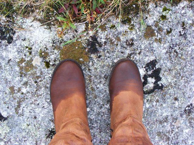 Чем обработать обувь, чтобы не промокала -фабричные и народные средства для ухода за кожей, замшей и кожзамом
