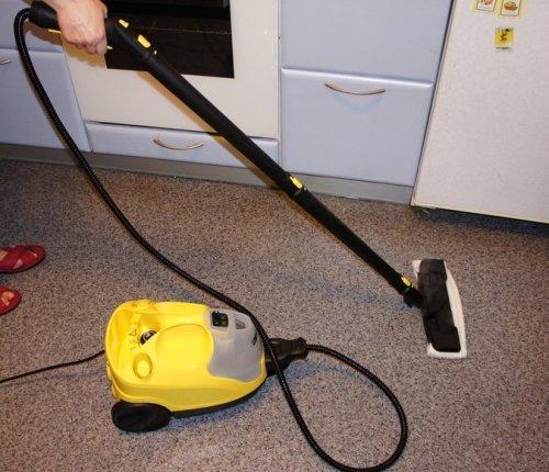 Мытьё линолеума с уксусом: можно или нет, что даёт, инструкция