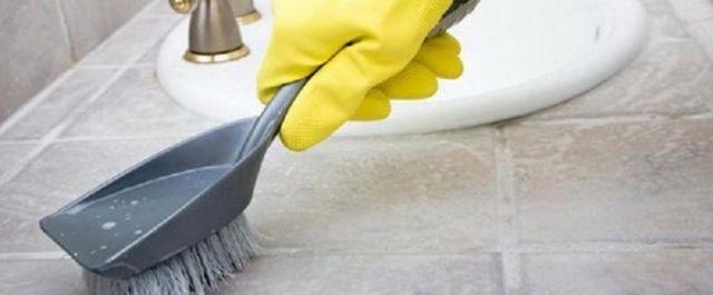 Как отмыть матовое стекло от жирных пятен на дверях и не испортить поверхности