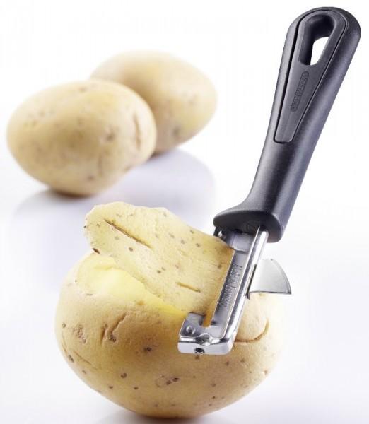 Нож для чистки картофеля – как выбрать и виды
